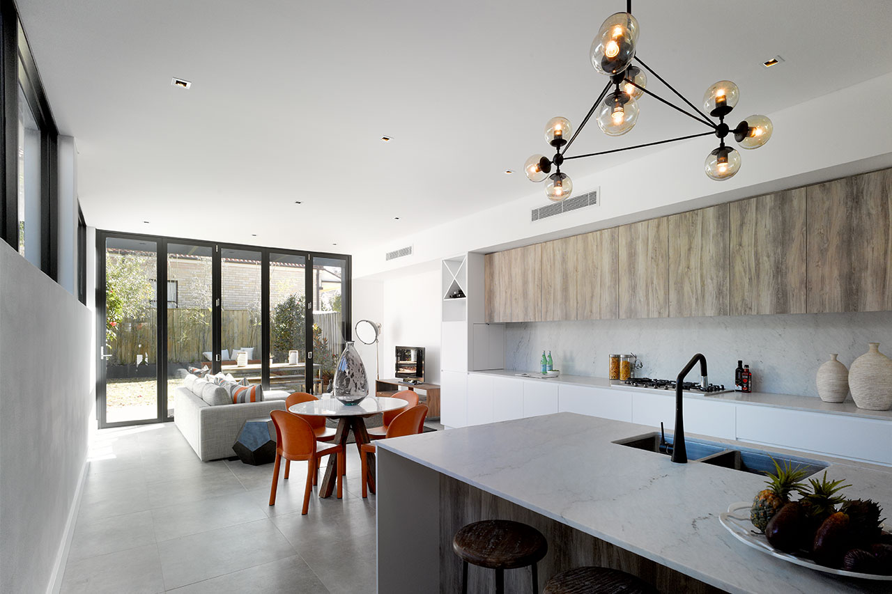 Clovelly Architects, Arden St House Architectural Design