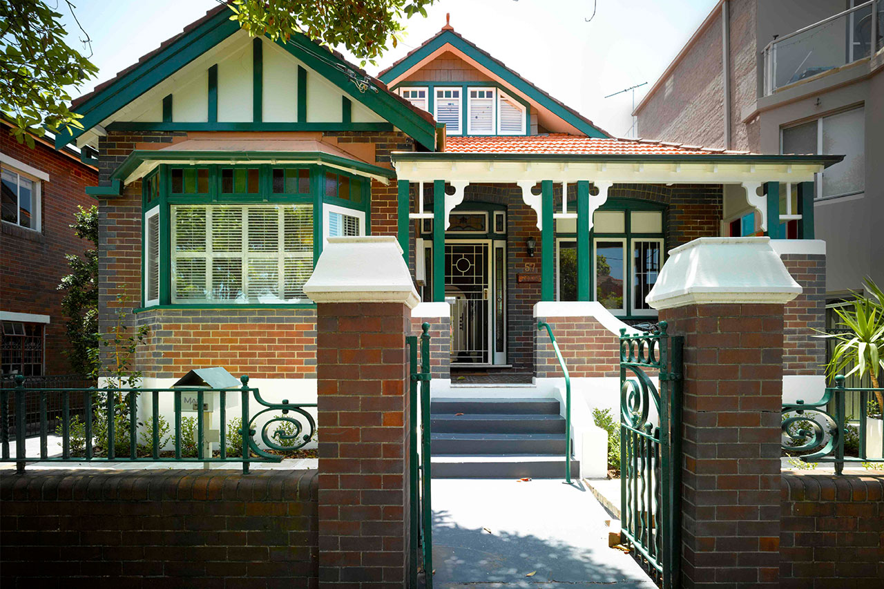Coogee Architects, Bream Steet House Architectural Design