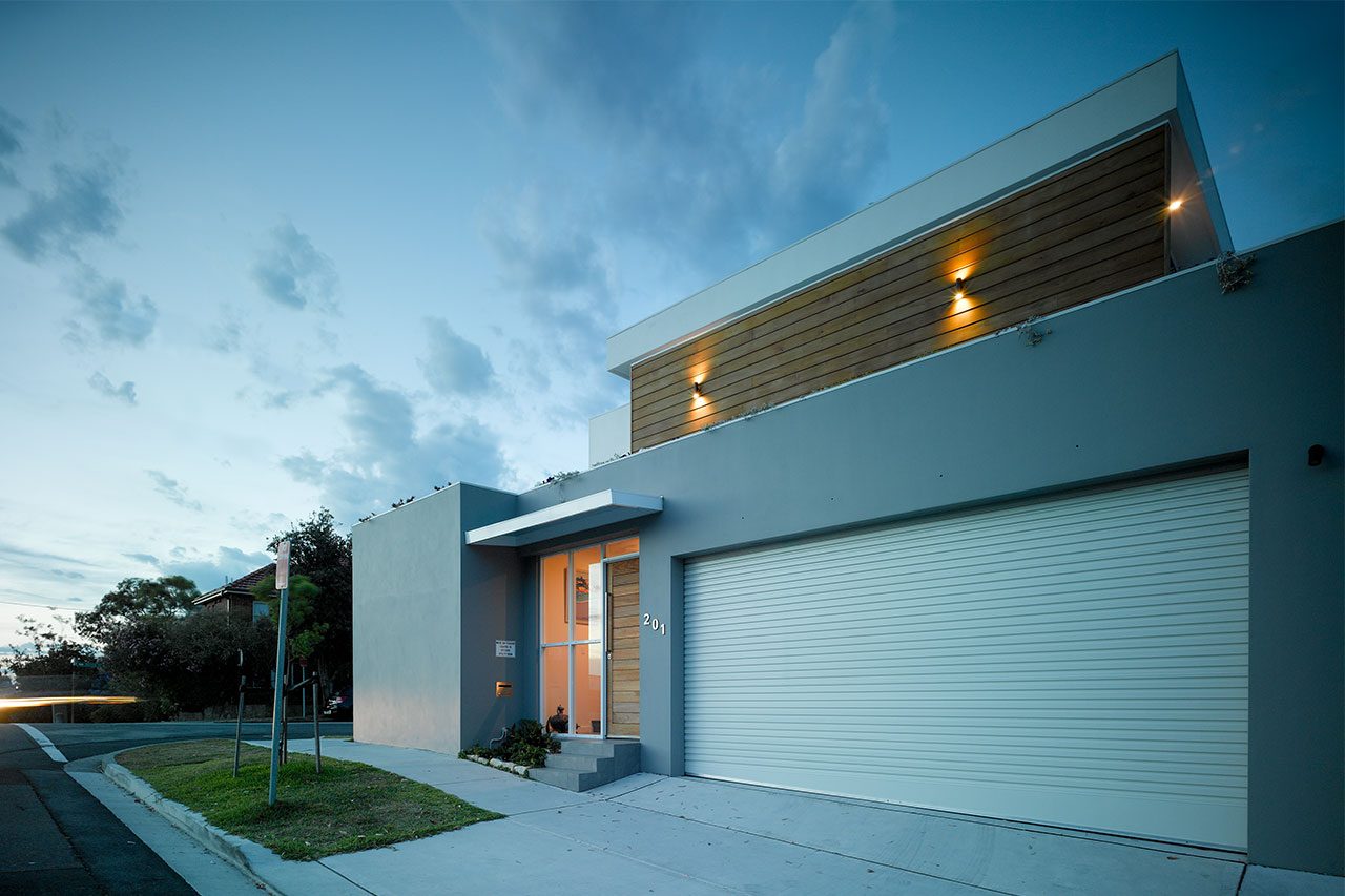 Coogee Architects, Oberon St House Architectural Design