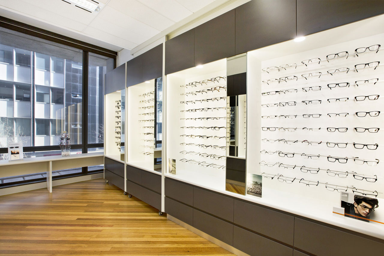 Sydney Architects, You and Eye Optical Architectural Design