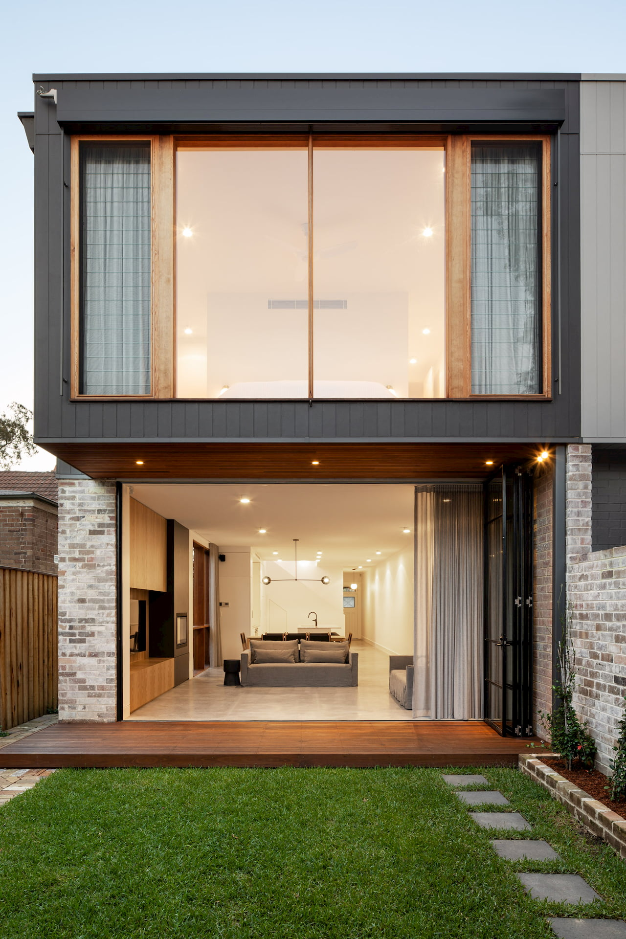 Randwick Architects, Wentworth St House Architectural Design