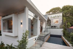 Bronte Architects, Dickson St House Architectural Design
