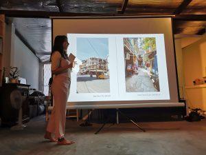 Prashasti Verma presents at Arts Centre Dambaul